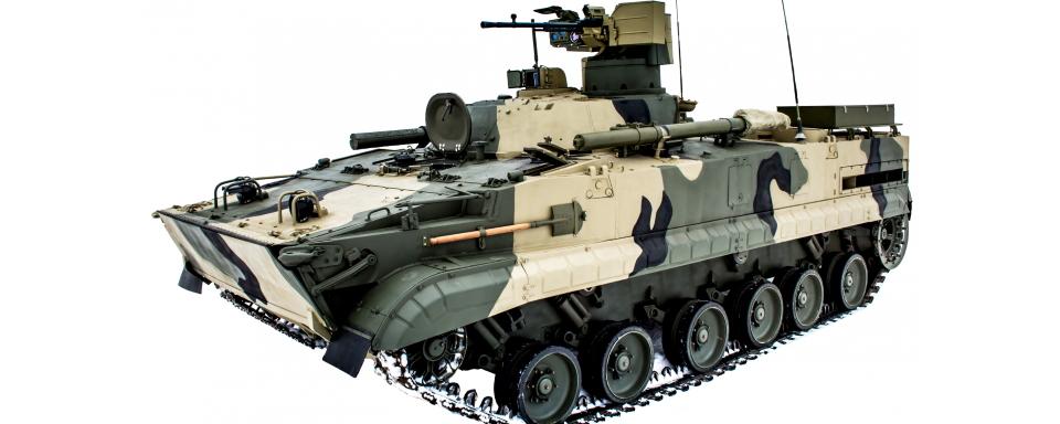 Армія РФ почала отримує серійні комплекси автоматизованого управління протитанковими підрозділами
