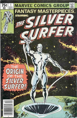 Fantasy Masterpieces #1, the Silver Surfer