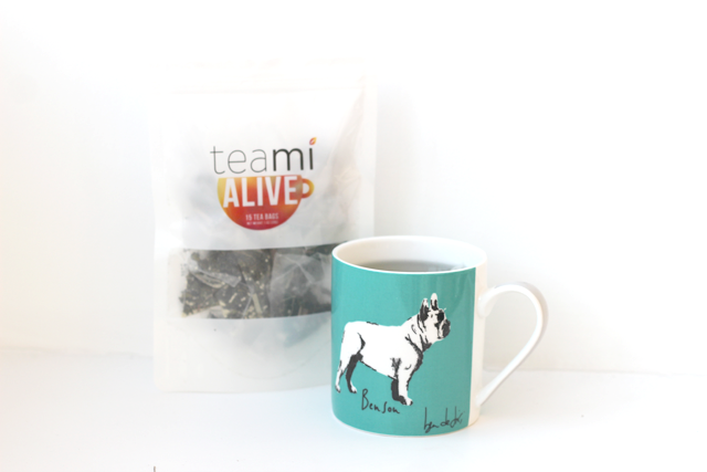 teami alive energy tea review