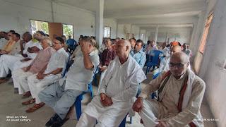 भाजपा प्रबुद्ध सम्मेलन में सरकार की उपलब्धियों का बखान  | #NayaSaberaNetwork