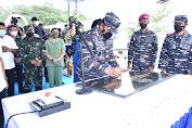 Kasal Resmikan Kesatrian Tawiri Guna Dukung Operasional KRI