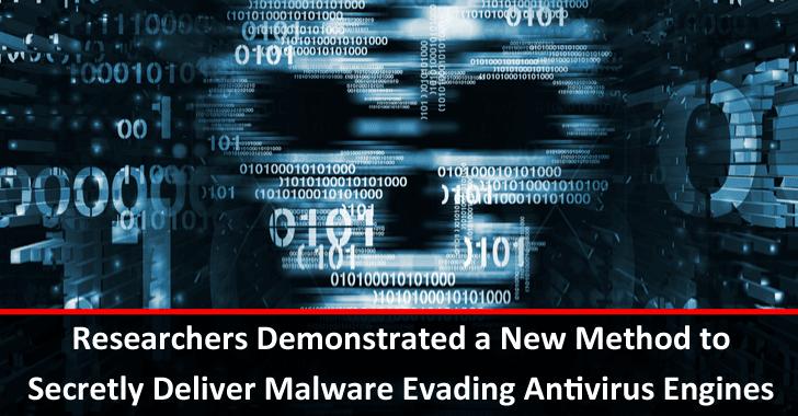 EvilModel – New Method to Secretly Deliver Malware Via Neural Networks To Evading Antivirus Engines