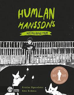 Omslagsbild Humlan Hansons hemligheter från Natur och Kultur