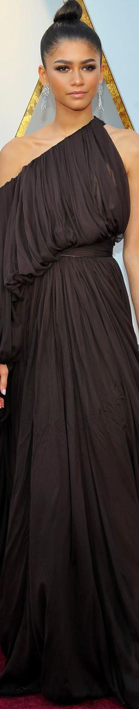 Zendaya 2018 Oscars