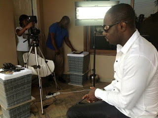 Jim Iyke Unscripted reality tv show