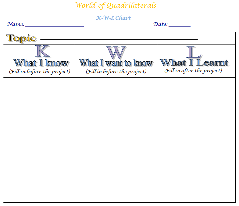 kwl chart template word document.html