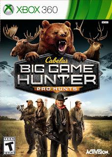 Big Game Hunter Pro Hunts Xbox360 free download full version