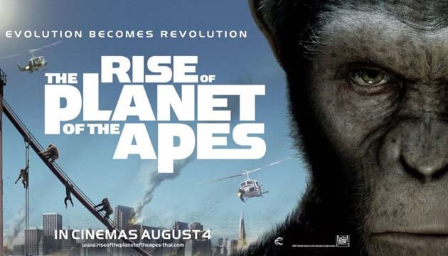 Daftar Film Planet Apes