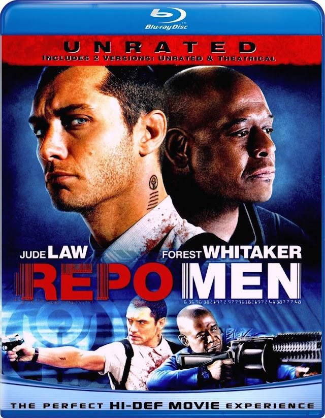 Repo Men 2010 x264 720p Esub NetFLix Dual Audio Hindi English GOPI SAHI