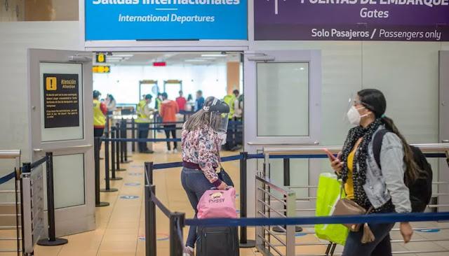 Perú suspende ingreso de vuelos de Europa