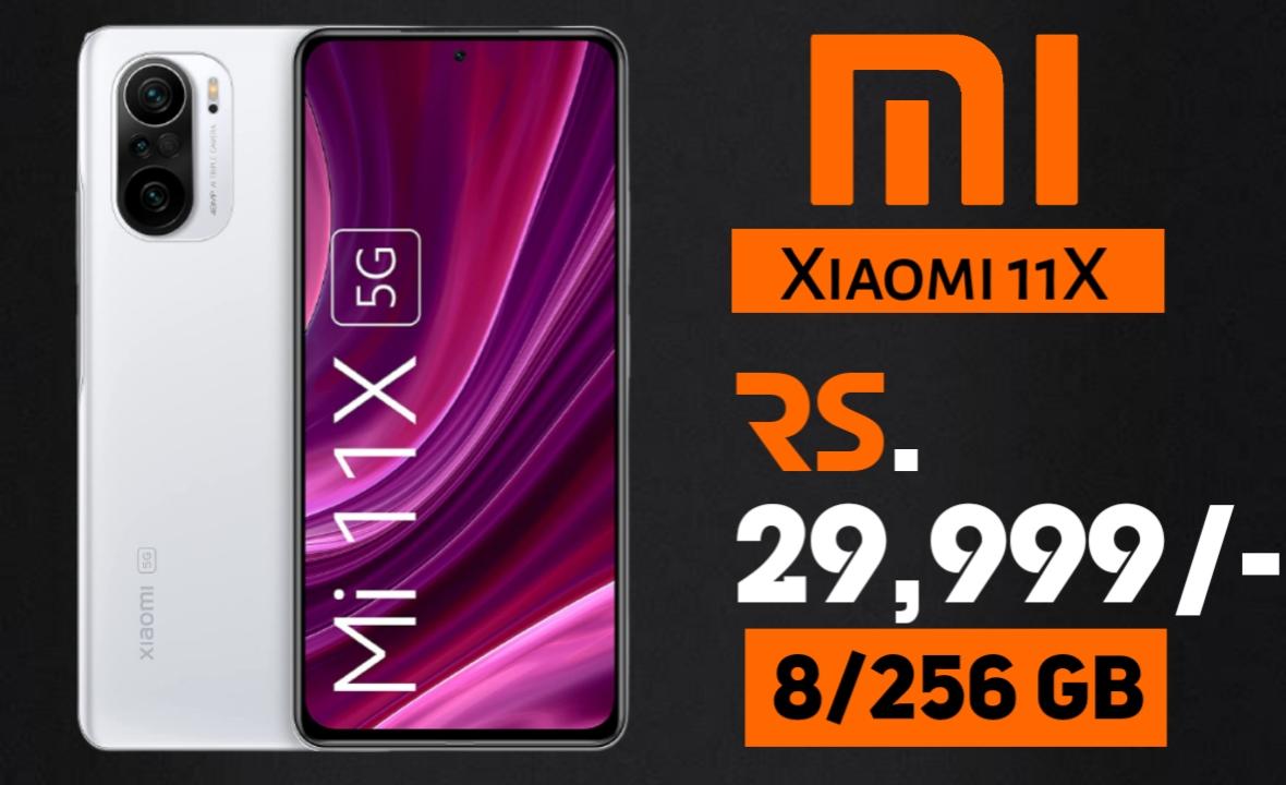Xiaomi M11X