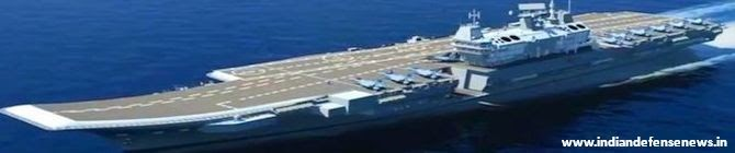 Rationale Behind India Developing Fleet of Aircraft Carriers