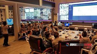 Command Center Polda Bali