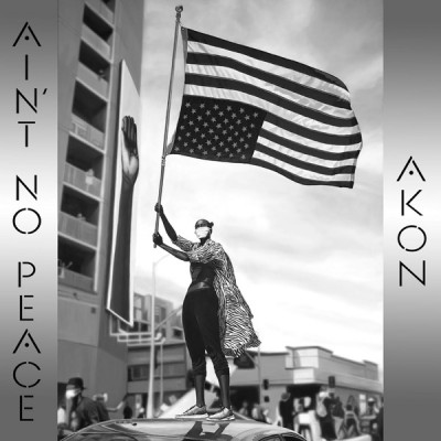 Akon - Aint No Peace (2020) - Album Download, Itunes Cover, Official Cover, Album CD Cover Art, Tracklist, 320KBPS, Zip album