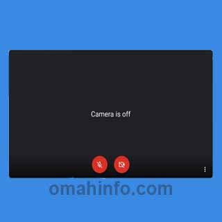 pengaturan camera dan microfon google meet