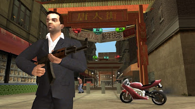 Grand Theft Auto Liberty City Stories ppsspp