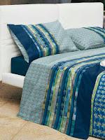 Tormaline juego de cama Bassetti Granfoulard