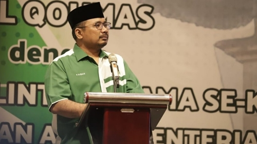 Gus Yaqut Siapkan 'Manajemen Barisan' Dalam Tata Kelola Birokrasi Kemenag