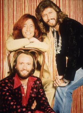 Foto de los 3 hermanos de Bee Gees