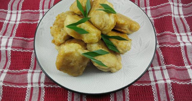 Resep Makanan Tradisional Cempedak Goreng