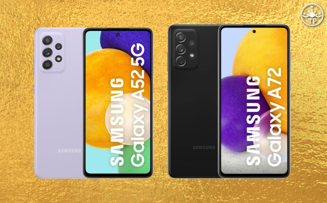 Samsung Galaxy A52 5G, Samsung Galaxy A72, Samsung Galaxy A52 5G vs A72, Samsung Galaxy A52 5G Philippines, Samsung Galaxy A72 Philippines