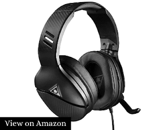 Turtle Beach Atlas One Gaming headphones with mic