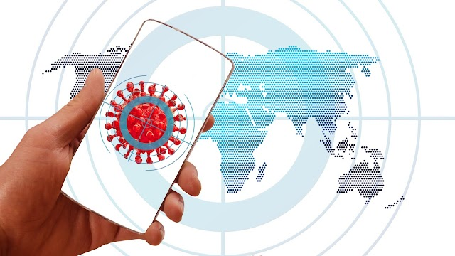 Coronavirus tracking App- Now get LIVE update of covid19 cases in an App