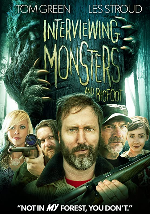 MOVIE: Interviewing Monsters And Bigfoot (2019)