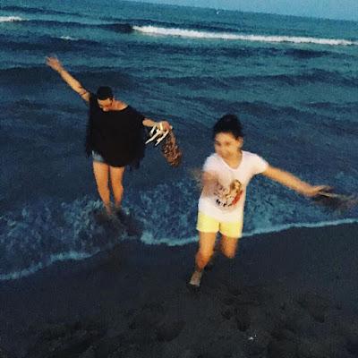 Vacaciones, San Juan, Campello, Arenales, Urbanova, Playa, pescadito frito, familia, mar,