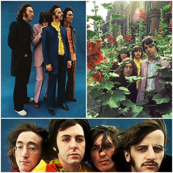 La séance photo du «Mad Day Out» des Beatles a 50 ans
