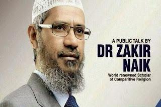 Biografi DR. Zakir Naik Abdul Karim  Siapa yang tidak kenal Dr. Zakir Naik? Seorang ulama India, penulis dan perbandingan agama yang kerap menyampaikan dakwah melalui debat dan ceramah di seluruh dunia. Nama lengkapnya adalah Zakir Abdul Karim dilahirkan pada 18 Oktober, 1965 Mumbai (Bombay pada masa itu). Secara profesi, ia adalah seorang doktor perubatan, memperoleh gelar Bachelor of Medicine and  Surgery (MBBS) dari Maharashtra, tapi sejak 1991 ia telah menjadi seorang ulama yang terlibat dalam dakwah Islam dan perbandingan agama.  Ia menyatakan bahawa tujuannya ialah membangkitkan kembali dasar-dasar penting Islam yang kebanyakan  remaja Muslim tidak menyedarinya atau sedikit memahaminya dalam konteks pemodenan. Zakir Naik adalah pengasas dan presiden Islamic Research Foundation (IRF) sebuah organisasi bukan  keuntungan yang mempunyai dan menyiarkan rangkaian saluran TV percuma, Peace TV dari Mumbai, India. Jika kita melihat tayangan video di Youtube, debat dan cermah Dr. Naik seringkali dihadiri oleh ribuan  jamaah. tidak hanya hanya orang Islam saja juga oleh kristen, hindu, budha, bahkan ateisme yang kerap kali menjadi jamaah dan mengambil kesampatan pada sesi tanya-jawab.  Apabila diberi soalan yang tak jarang menentang Islam, ia selalu memulakan jawapannya dengan memuji soalan yang dilontarkan penanya, lalu menjawab