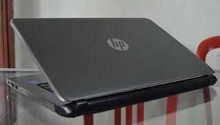 HP 14-r109tu Silver