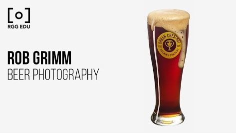 A completely free tutorial on Beer Photography
