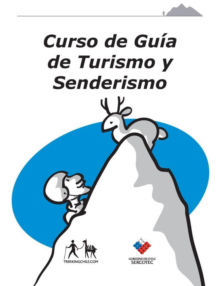 Curso de Guía de Turismo y Senderismo
