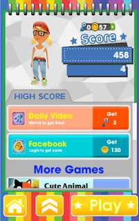 Jogar Subway Surfers Pro online grátis