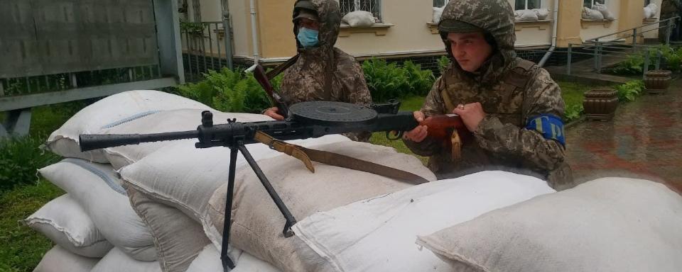 Президент подав до ВРУ законопроєкт про територіальну  оборону з порушеннями законів, – Андрій Шараськін
