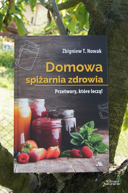 Profesor Zbigniew T. Nowak - Domowa spiżarnia zdrowia. Przetwory, które leczą! - Wydawnictwo AA i Aromat Słowa