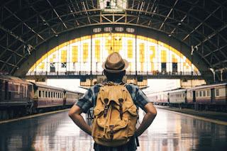 Manfaat traveling untuk jiwa