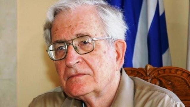 Νόαμ Τσόμσκι: Η τελευταία μεγαλειώδης αποτυχία του νεοφιλελευθερισμού