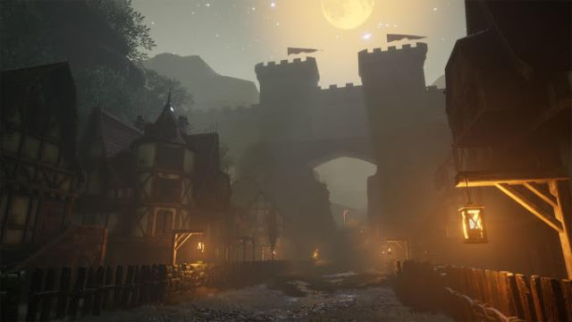Finding the Soul Orb is a medieval fantasy-style game in which adventure, a variety of physical puzzles, crossbow shooting and a truly intriguing story await you.