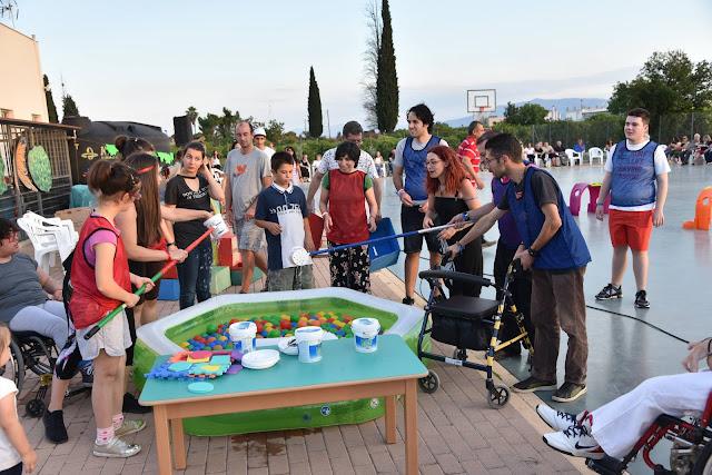 Εκπληκτική η Καλοκαιρινή γιορτή του Συλλόγου ατόμων με αναπηρία Αργολίδας