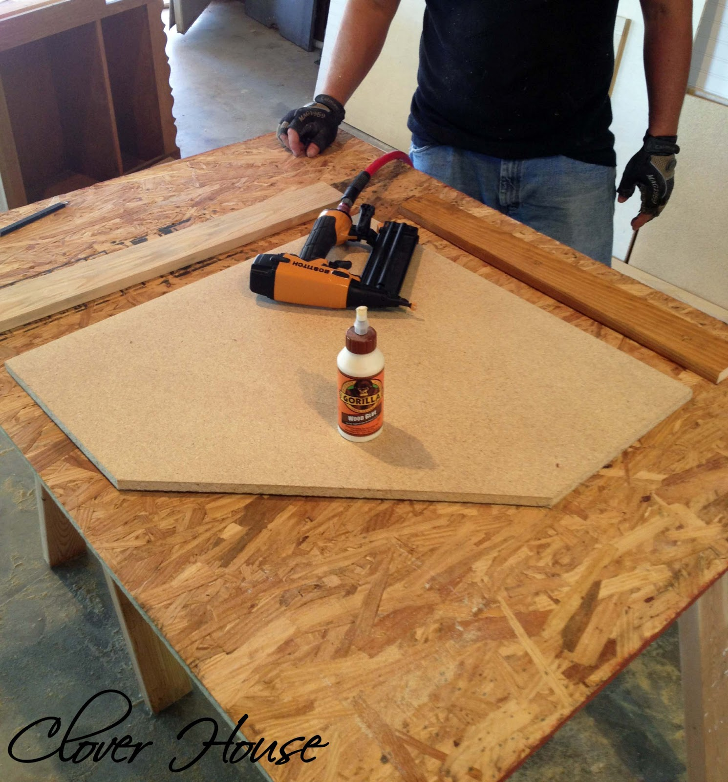 Building A Corner Cabinet