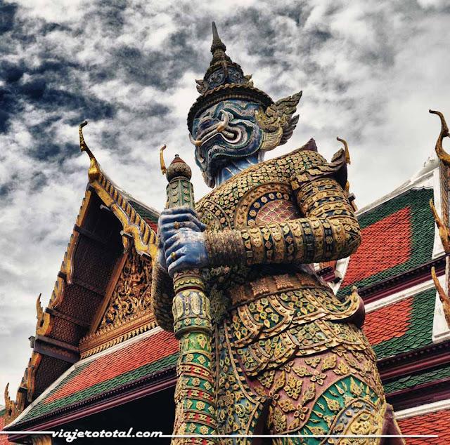 Tailandia - Bangkok - Palacio Real