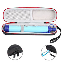 LuckyNV Carry Travel Case Cover for LifeStraw