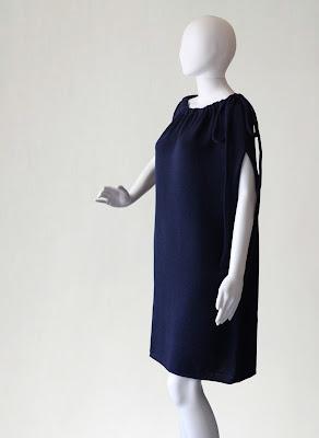 Sukienka z merino