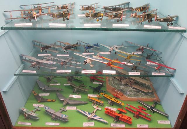 1/144 Shuttleworth diecast metal aircraft miniature