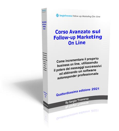 Scarica le lezioni del Corso Avanzato sul Follow-up Marketing On Line