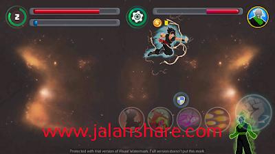 Download Goku Saiyan Battle Mod Apk Terbaru For Android