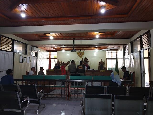 Satpol PP Payakumbuh Seret Pedagang Yang Melanggar Perda Ke Meja Hijau