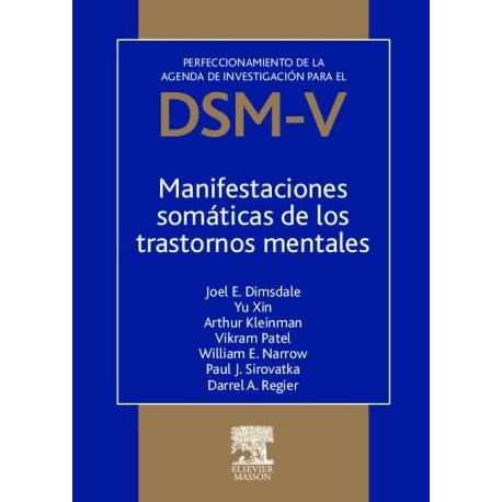 DSM V, Manifestaciones somáticas de los trastornos mentales. PDF